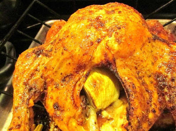 Remove from oven, Pour juices into a small sauce pan and make gravy. Let...