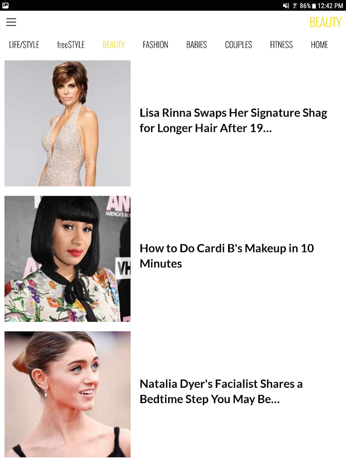 E! News- screenshot