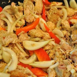 Beer Braised Slow Cooker Pork Carnitas.