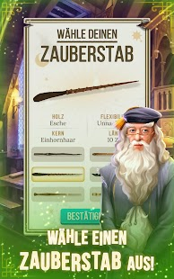 Harry Potter: Rätsel & Zauber Screenshot