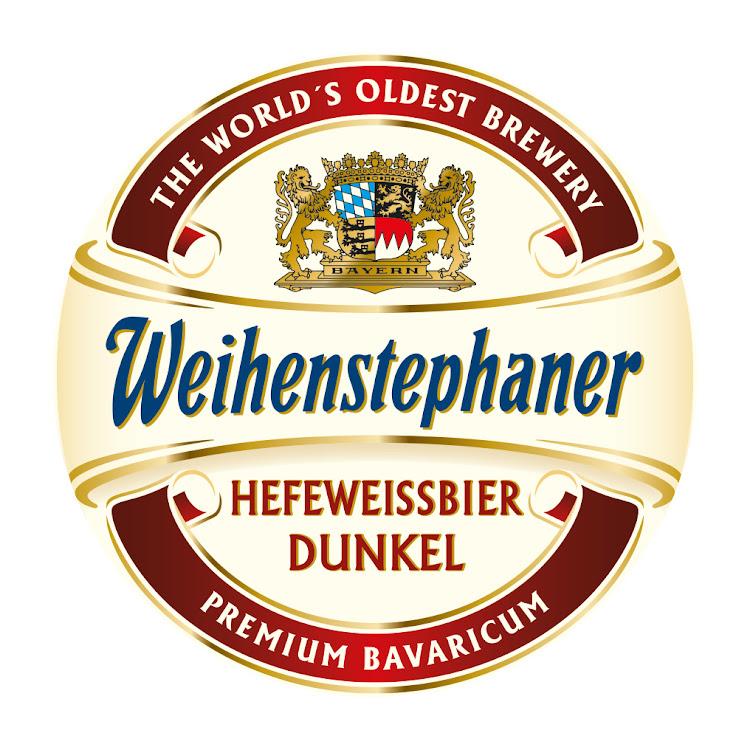 Logo of Weihenstephaner Hefeweissbier Dunkel
