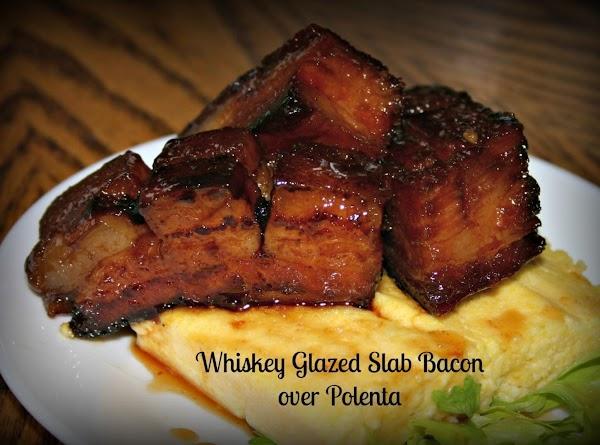 Whiskey & Maple Glazed Slab Bacon Recipe