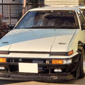 スプリンタートレノ AE86 昭和59年式GT-APEXのカスタム事例画像 おしーんさんの2020年12月25日12:29の投稿