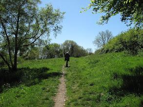 Photo: Wanderwege. Meist dichter an den Klippen. Bei Sidmouth an der Südküste
