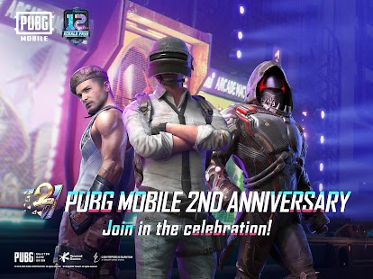 PUBG MOBILE - 2nd Anniversary Screenshot