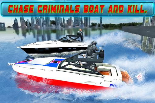 船駕駛3D:犯罪追