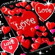 I love you live wallpaper APK