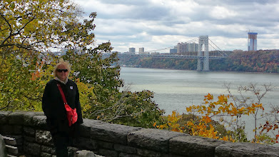 Photo: Laurie and the Hudson River