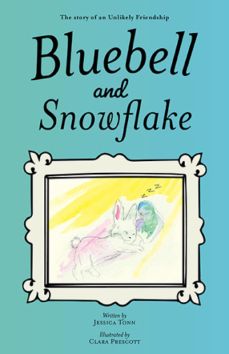 Bluebell and Snowflake cover