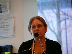 Photo: Paula Matthews (Stanford Calderwood Director and Librarian, Boston Athenaeum)