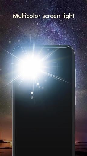 Super LED Flashlight - Free Flashlight 1.0.1 app download 2