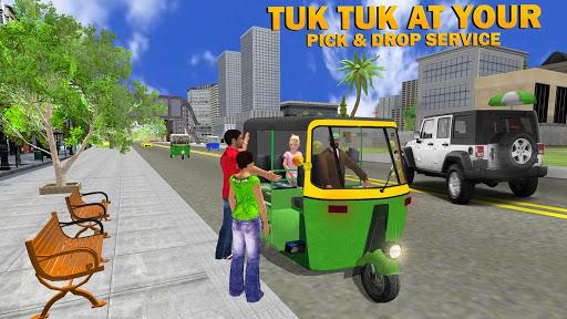 Modern Auto Tuk Tuk Rickshaw apkpoly screenshots 3