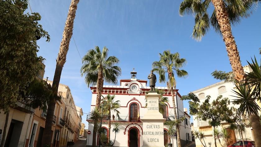 Ayuntamiento de Cuevas del Almanzora.