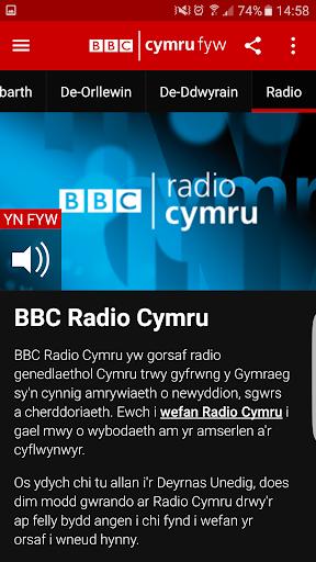 玩免費新聞APP|下載BBC Cymru Fyw app不用錢|硬是要APP