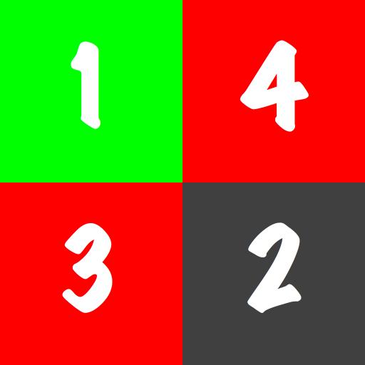 解谜のRushed Number LOGO-記事Game