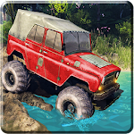 Offroad Jeep Mountain Driving Games 3d Simulator Icon