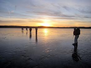 Photo: 003 Sommen, ondergaande zon