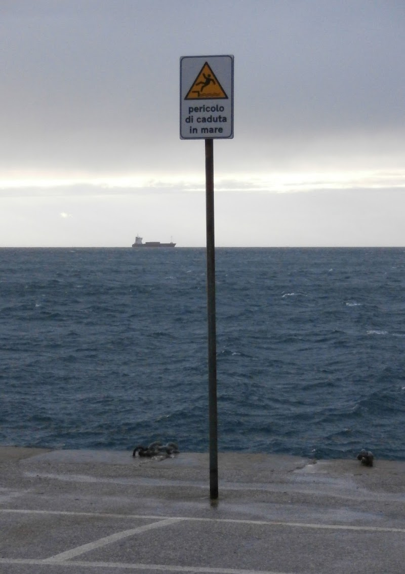 Trieste:Quando il palo è più utile del cartello di Renato Teodori