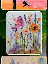 Simple Watercolor Designs - screenshot thumbnail 09