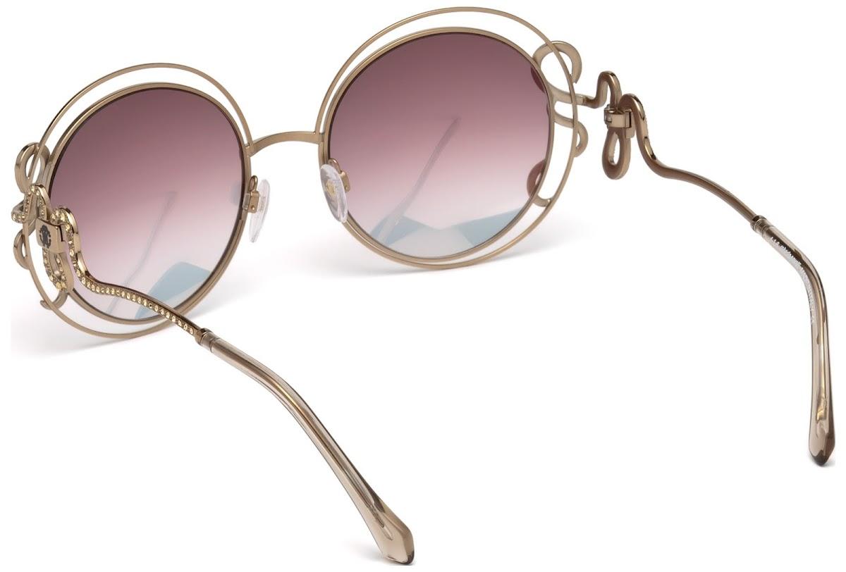 d16f6b13d7 ... Sunglasses Roberto Cavalli Carducci RC1024 C55 34U (shiny light bronze    bordeaux mirror). Sale