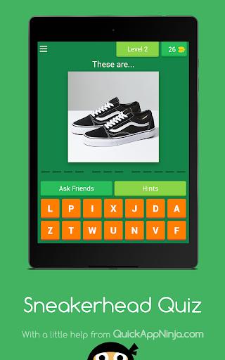 Sneakerhead Quiz android2mod screenshots 9