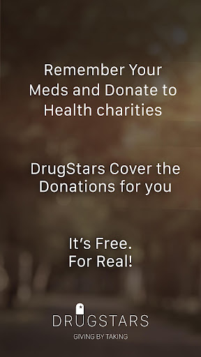 DrugStars: Pill Reminder and Patient Charity