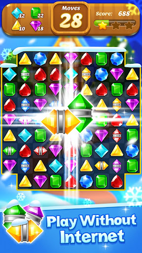 Download Jewel Crush 2019 MOD APK 2