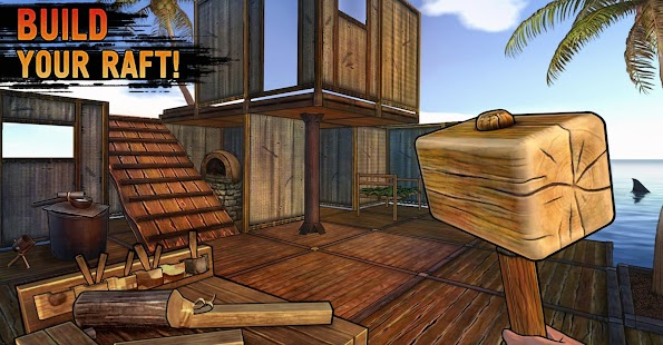 The Last Maverick: Survival Raft Adventure Screenshot