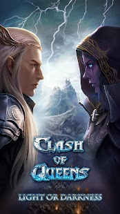 Clash of Queens: Light or Darkness- screenshot thumbnail