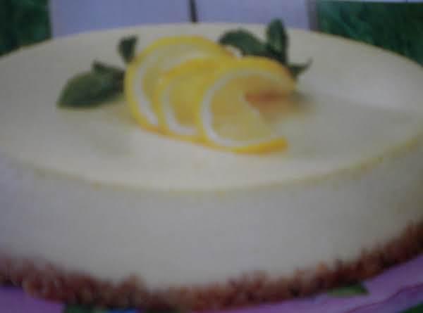 Lemon Ricotta Cheesecake Recipe