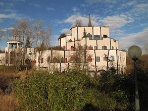 Photo: Hotel und Therme Bad Blumau von Friedensreich Hundertwasser (Architekt) und Familie Rogner