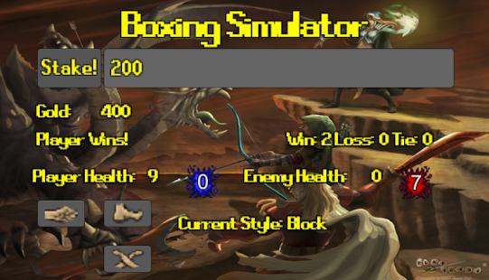 Boxing-Simulator-for-Runescape 2