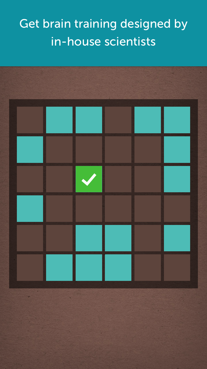 Lumosity - Brain Training Screenshot