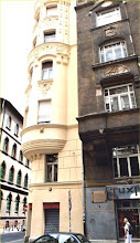 Photo: Boedapest - locatie van de oudste muziekacademie  (adres: Irány utca nr 1)