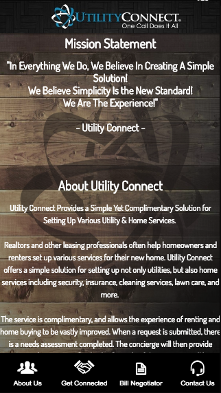 Utility Connect- screenshot