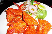 Fried Fish Amritsari