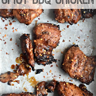 Spicy Barbecue Chicken