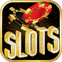 Gold Chips Slots Machines icon