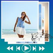 Make slideshow with music