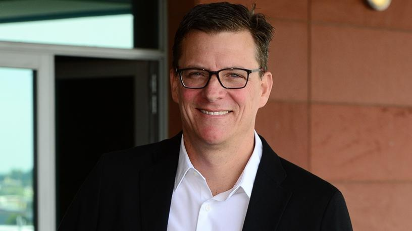 MTN group CEO and president Rob Shuter.