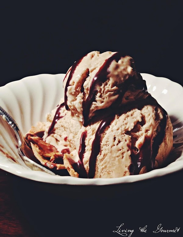 Coffee Ice Cream {no-churn} Recipe