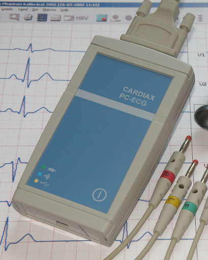 Cardiax Mobile ECG 1.36 screenshots 2