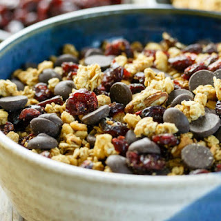 Great Morning Great Dark Chocolate Cranberry Granola