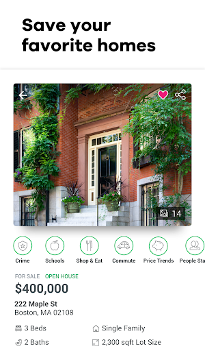 Trulia Real Estate: Search Homes For Sale & Rent 10.8.0 screenshots 2