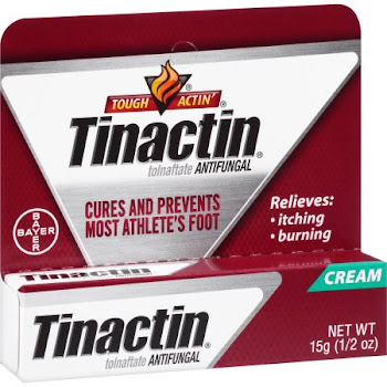 Tinactin Athlete's Foot Antifungal Cream - 0.5oz