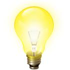 Dual Side Flashlight (Paid) icon