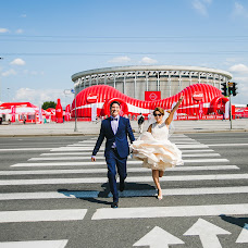 Wedding photographer Katerina Gusarova (Leoparda). Photo of 24.08.2018