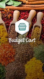 Budget Cart - náhled