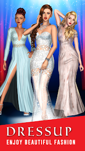 Fashionista MOD APK (UNLIMITED DIAMONDS + COINS + TICKETS) 1