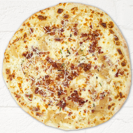 Carbonara Signature Pizza